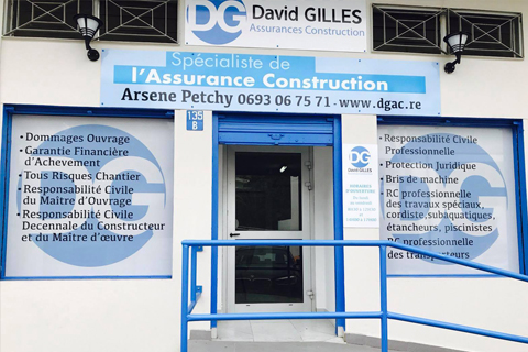 David GILLES - Assurances Construction